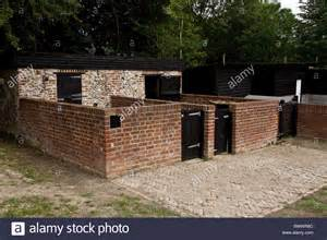 Brick Pigsty Stock Photo Royalty Free Image 33143836 Alamy Ranch House Designs For Beautiful Countryside