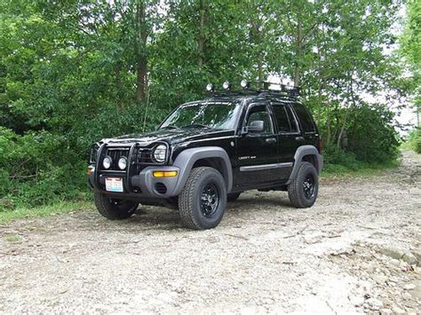 offroad jeep liberty really want to do this to mine jeep liberty brush guard