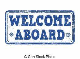 Welcome aboard Clip Art – Cliparts