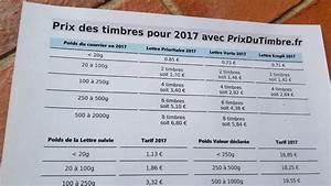 Poids Courrier Timbre : lettre suivie tarif 2017 d lai suivi sur laposte prix du timbre poste 2017 2018 ~ Medecine-chirurgie-esthetiques.com Avis de Voitures