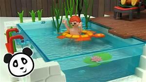 Swimmingpool Für Kinder : playmobil swimming pool spielzeug ausgepackt angespielt ~ A.2002-acura-tl-radio.info Haus und Dekorationen