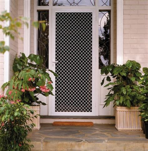 diamond grille security screens noosa screens