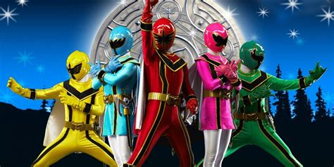 Every Season Of Power Rangers, Ranked From Worst To Best ...