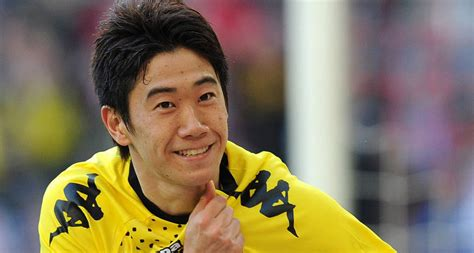 Shinji Kagawa Returns To Borussia Dortmund Bvbde