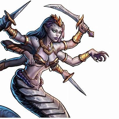Marilith Gems War Troop Wikia