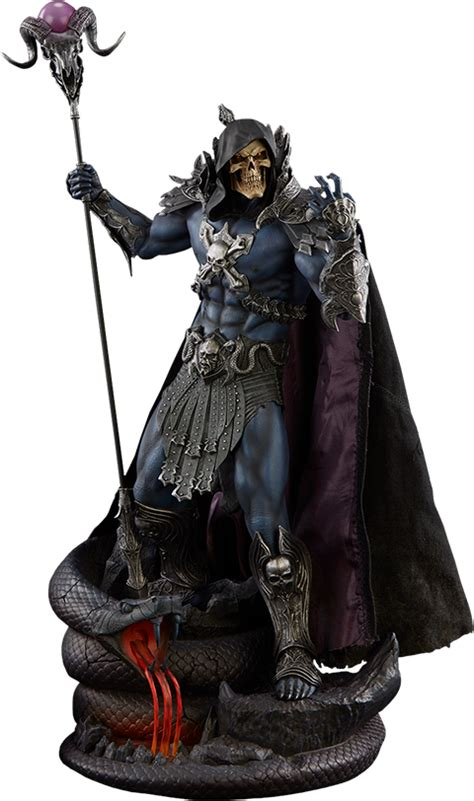 Masters of the Universe Skeletor Statue by Sideshow ...