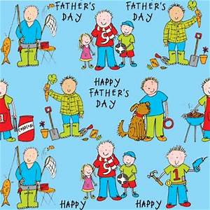 fathers day wrapping paper printable bk fathersday wrap ...