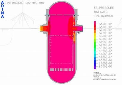 Nuclear Fea Adina Engineering Reactor Onsala