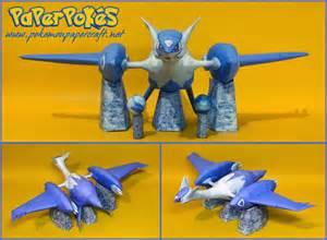 Paperpokés - Pokémon Papercraft: M LATIAS
