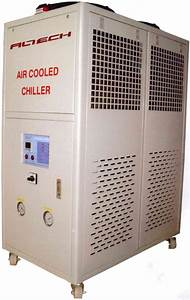 Air cooled type industrial chiller catalog