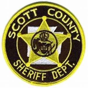 Sheriff Cody Don Carpenter, Scott County Sheriff's Office ...