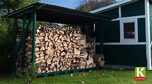 Holzunterstand Selber Bauen : holzunterstand auf stabilem fundament selber bauen ~ Whattoseeinmadrid.com Haus und Dekorationen