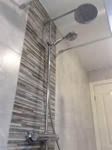 Ideas For Bathroom Tiles On Walls Feature Wall Tiles Bathroom Design Information About Home Interior And Interior Minimalist Room