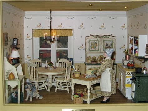 Dollhouse Furniture Kitchen Gallery Of Pink Wooden