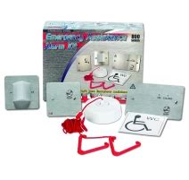 nc951 accessible disabled persons toilet alarm kit c tec