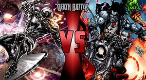 The gallery for --> Ultron Vs Silver Surfer