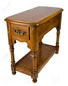 fresh small chairside end table with swing arm l 17155