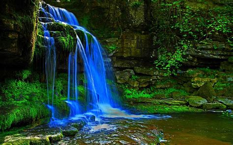 Cool Waterfall Picture by 3d Beautiful Waterfall Wallpapers Wallpapersafari
