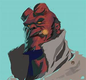 Hellboy by CoranKizerStone on DeviantArt
