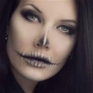 25+ best Skeleton face makeup ideas on Pinterest ...