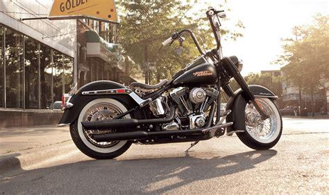 2013 Harley-davidson Softail Deluxe, The Retro Bobber