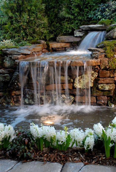 Tips To Get The Best Backyard Waterfalls  Decoration Channel