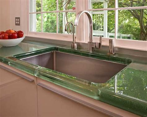 cheap sinks for kitchen 40 great ideas for your modern kitchen countertop material