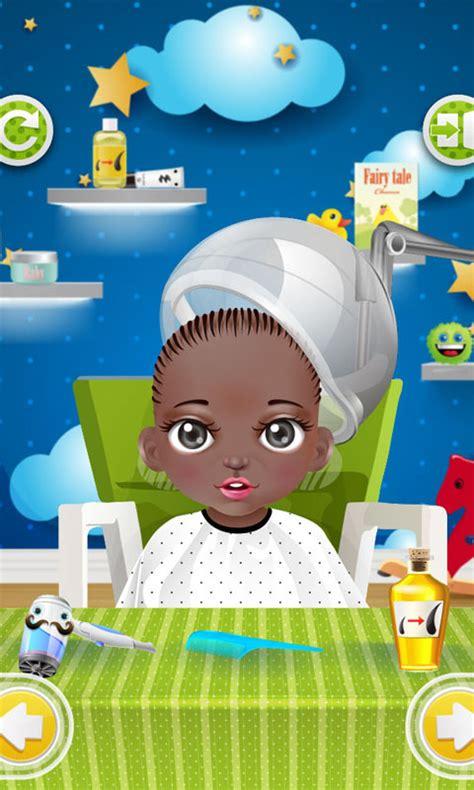 amazoncom baby spa hair salon kids games appstore