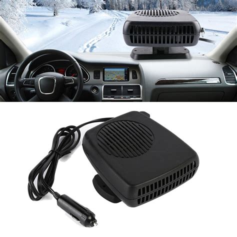 12V 200W Car Electric Heater Heater Heating Fan Portable ...