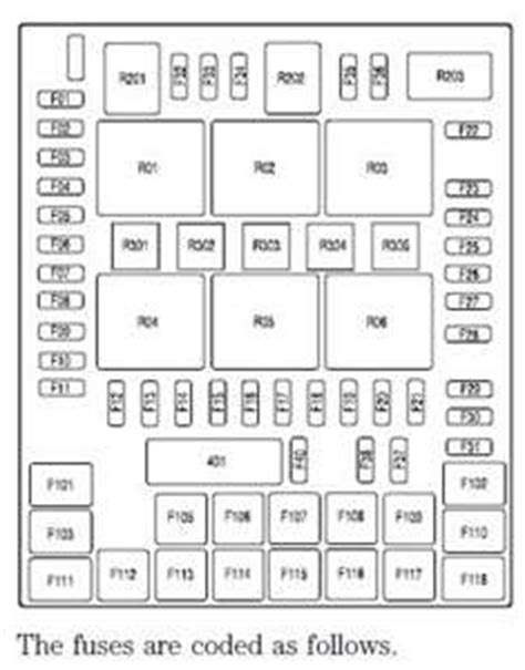 solved diagram  ford  ford  fuse box fixya