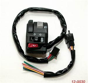 Handlebar Switch - K U0026s 12-0030 - Loop Frames