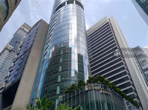 oxley tower office finder singapore