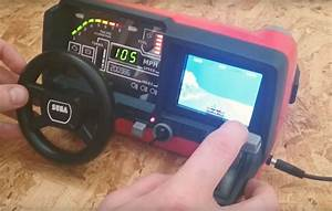 Auto Dynasty Lights Tomy Turnin 39 Turbo Dashboard Game Gets Awesome Sega Out