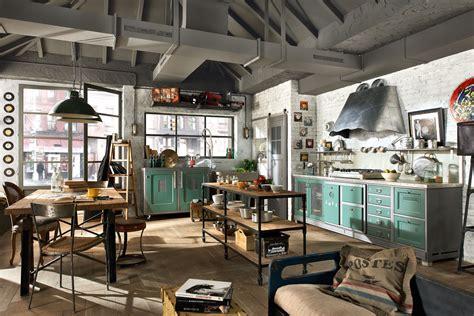 Industrial Home Style : Idee Per Decorare La Cucina