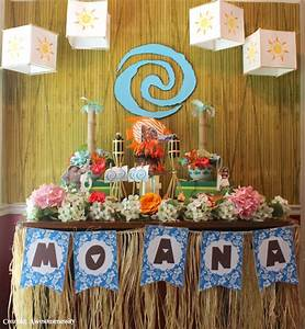 This Easy DIY Moana Party is Sure to Make Waves