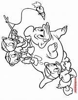 Ducktales Coloring Huey Louie Dewey Disney Dinosaur Disneyclips Template Printable Beagle Scrooge Funstuff Gyro Pdf sketch template