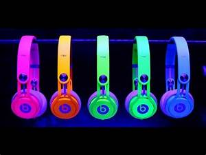 Quiet Lunch Magazine presents beats by dre Neon Mix Party
