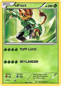 Pokemon tuff luck 2