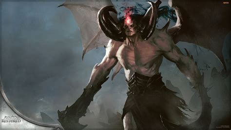 wallpaper of the week griselbrand magic the gathering