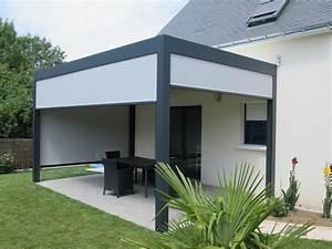 la pergola alu le top pour une terrasse ou un jardin With rideau pour pergola exterieur 10 pergolas alu