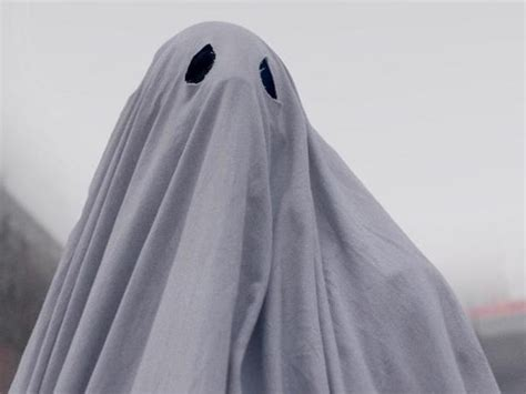 a ghost story transcendent or a pile of sheet you must