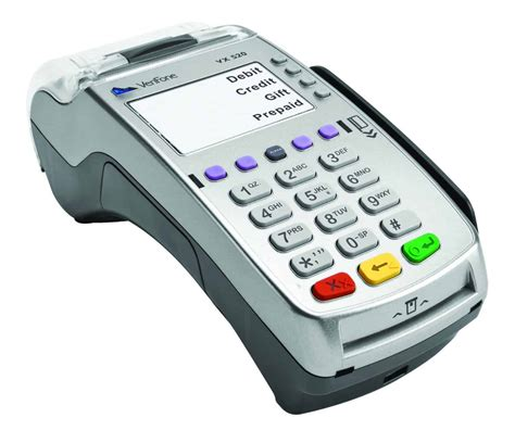 verifone vx credit card reader unboxing review