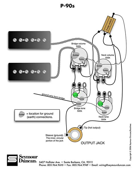 Vol Tone Switch Projects Try