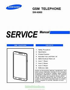 Samsung Galaxy Note 3 Service Manual  U2013 Sm