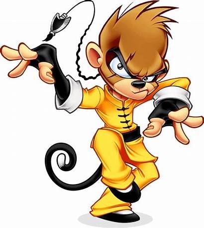 Monkey Mascot Drunken Photoshop Tutorial Sosfactory Create