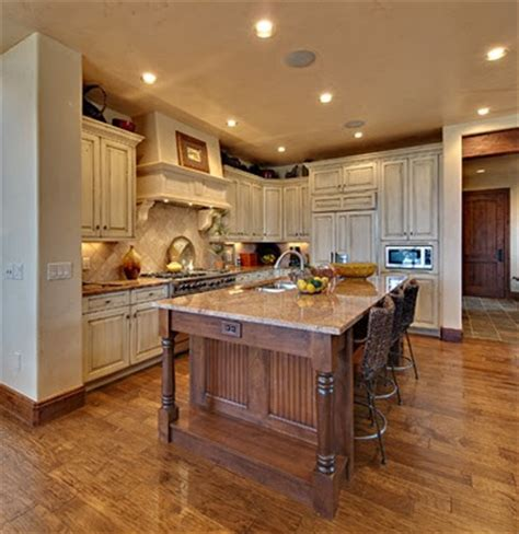 designing  dream home mountain homes kitchens