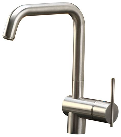 elkay kitchen faucets elkay lever single handle kitchen faucet
