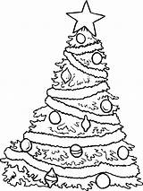 Coloring Tree Christmas Star Pages Drawing Trees Stars Printable Clipart Colouring Sheets Presents Adults Getdrawings Printables Popular Getcoloringpages Decorations Library sketch template