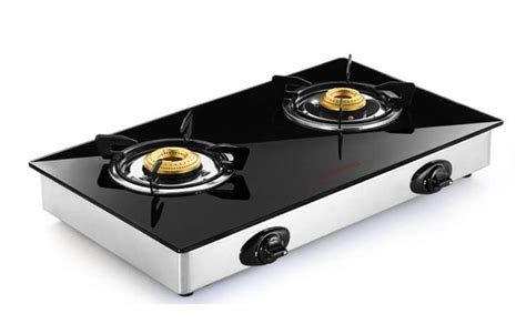 kitchen gas stove table 6 awesome 2 burner tabletop gas cookers for your kitchen