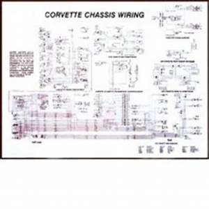 1978 Corvette Diagram  Electrical Wiring  Corvetteparts Com